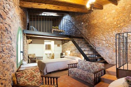 Habitación rural cerca de Montserrat - Rellinars - Guesthouse