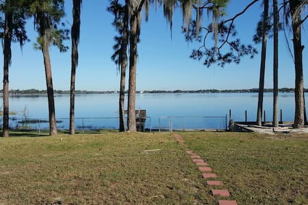 A Gem on Lake Sebring - Sebring - Wohnung