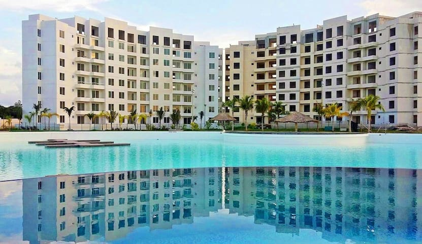 Hermoso departamento super Equipado - Cancún - Appartement