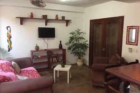 Open Air Cozy Garden Apartment