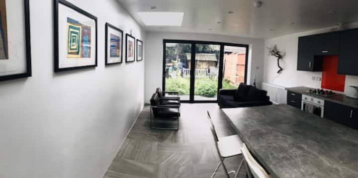 Double room in East London