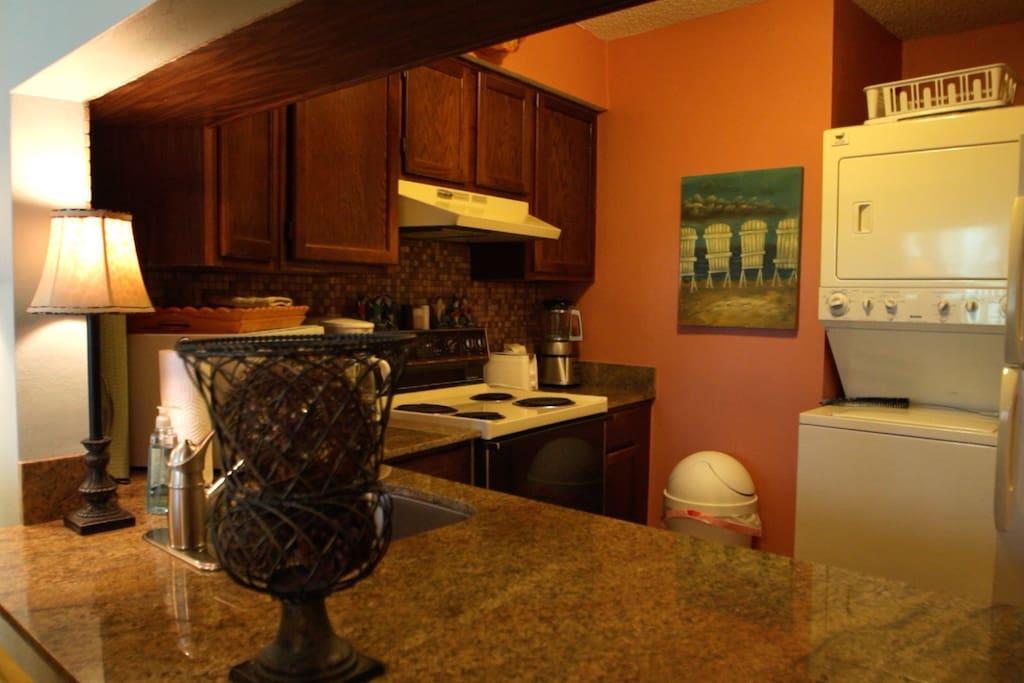 Dining Room, Indoors, Room, Granite, Marble