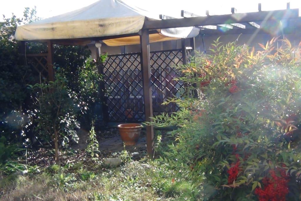giardino privato little garden