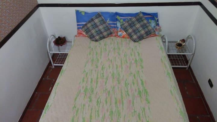 Confortavel Suite com vista para Cachoeira Moriá