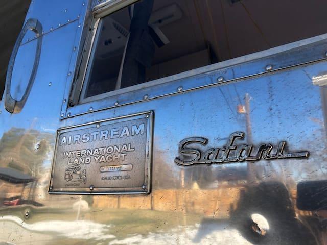 1965 Airstream Safari @ Zion West 35 min to ZIONNP