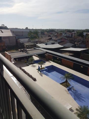 Apartamento em Belém com Vista.