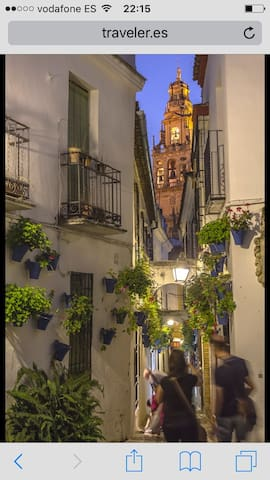 Bonito piso junto al casco antiguo - Córdoba - Apartment