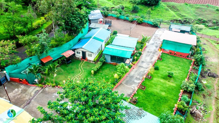 Nisarg Sparsh Resort- Nuclear Tent