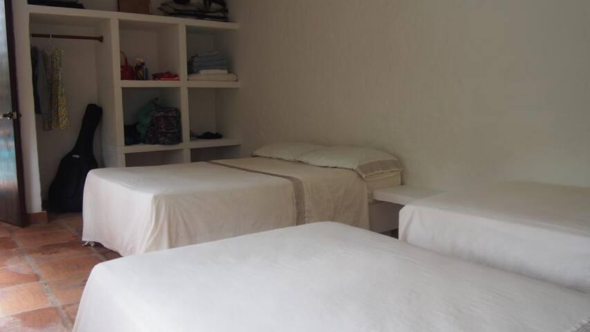 Habitación piso 1