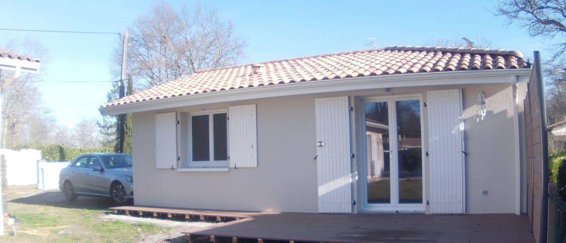 Maison 30 m2 proche bassin Arcachon - Мио