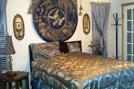 Comfortable room with private bath and Great room - Naples - Hus