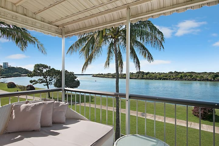 River Mouth Retreat - Tweed Heads - Leilighet