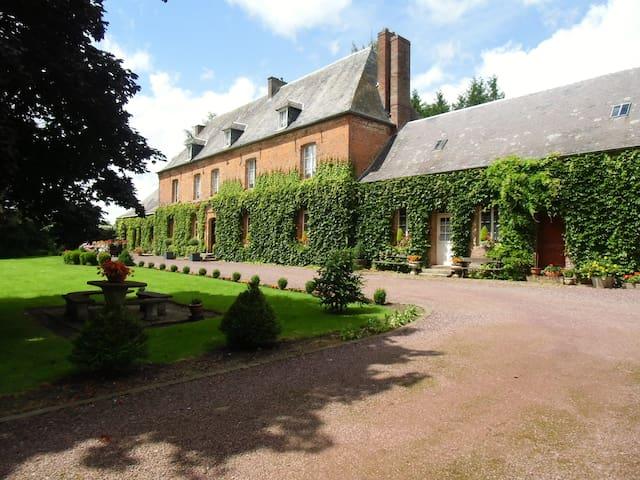 Le château - Neuville-Coppegueule - Rumah Tamu