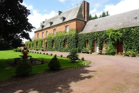 Le château - Neuville-Coppegueule