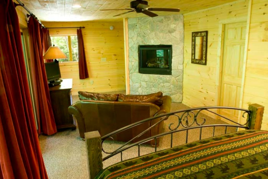 Watershed 06 Cabins For Rent In Bryson City North