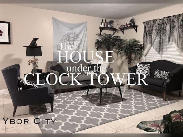 The House under the Clock Tower
