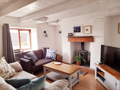 Cornish Cottage, Pet Friendly, Relaxing Garden
