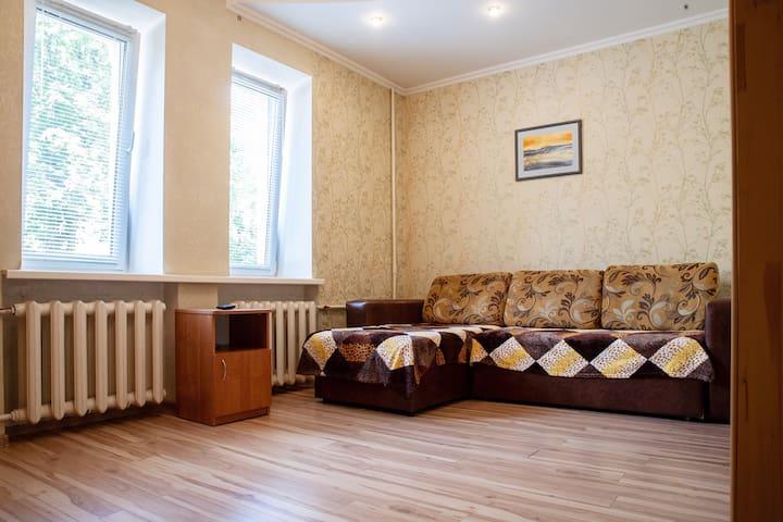 Сдается уютная 1 комнатная квартира на сутки/часы