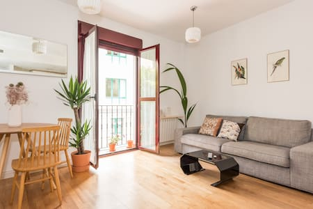 Cute flat in the heart of Madrid - Madrid - Apartment