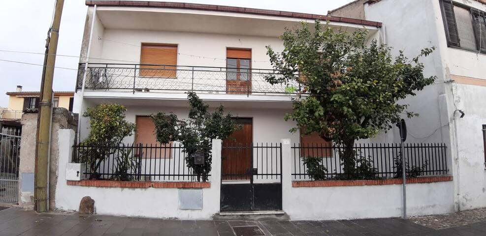 Casa accogliente nel cuore della Sardegna