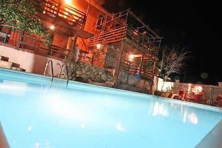 Castello Rosso No. II - mit Pool + Sauna + Garten - Rodì - 公寓