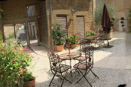 Charme et Convivialité...Charm and Conviviality... - Aulnay - 住宿加早餐