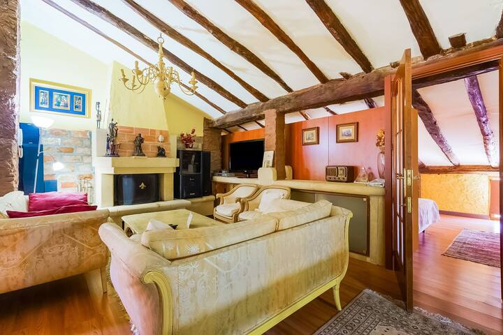 Romantic Holiday Home in Albaida with Terrace