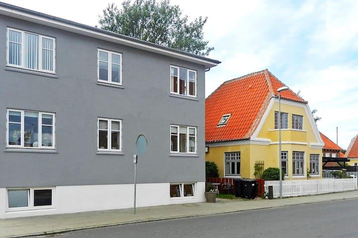 Spacious Apartment in Skagen Denmark with Parking