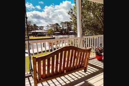 Born on the Bayou Water Front Suite and Boat Dock