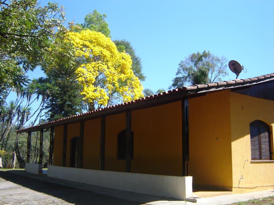 Frente casa principal