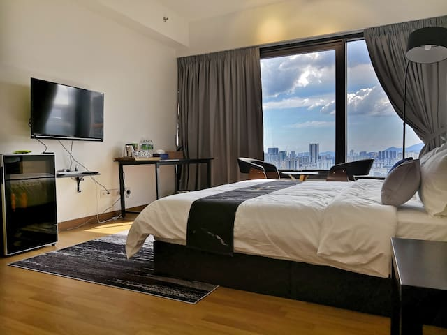 ★ Urban C suite Macalister ★ 入住乔市区二本Ins风套房©