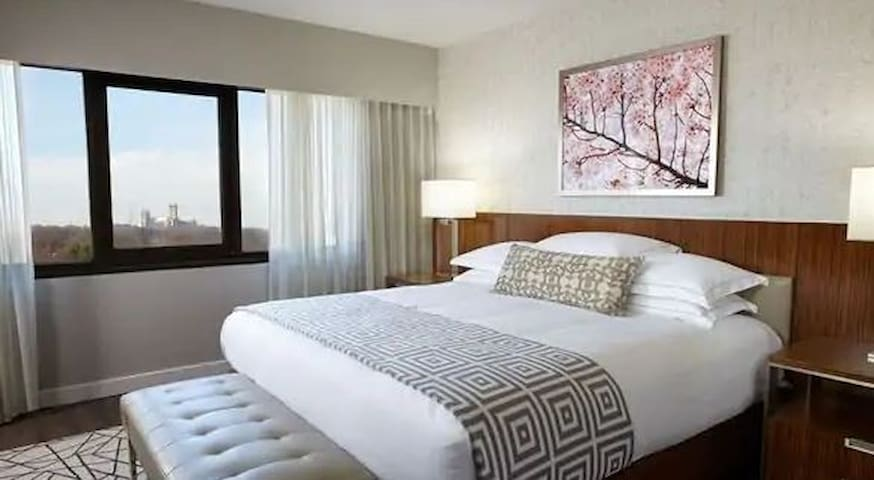 Hilton 1BR Resort Near DuPont Circle