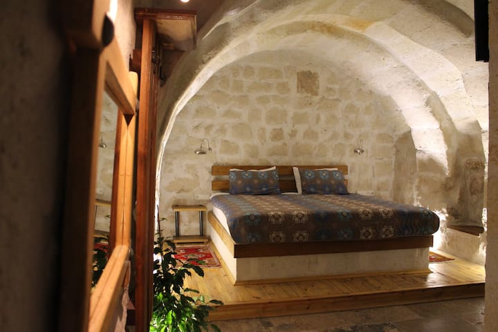 Hanzade suites deluxe double room