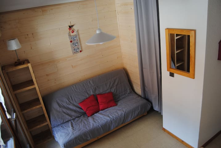 Studio Cabine 4-5 pers Le Grand-Bornand Chinaillon