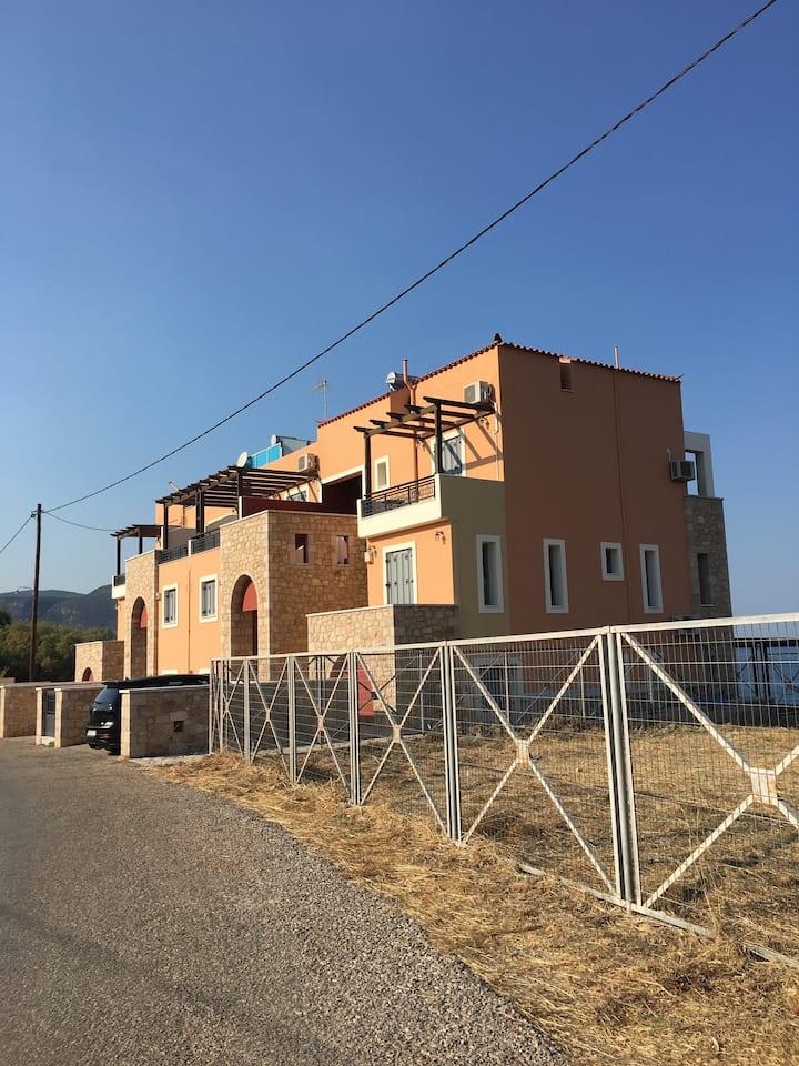 Maria's apartments.