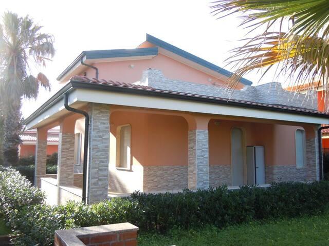 Villa Scogliera stupenda vista mare - Reitani - 別墅