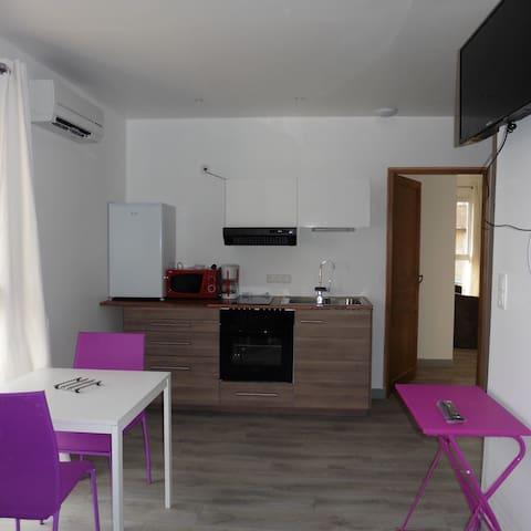 Appartements - Le Bon Mat'Ain - Saint-Jean-de-Niost - Apartament