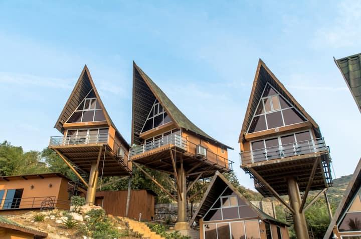 Rumourss Sky Villas (near Bushi Dam)