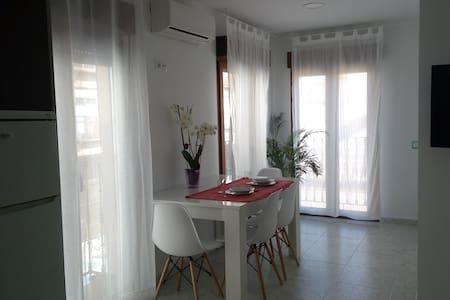 Acogedor y luminoso apartamento en casco histórico - Alcalá de Henares - 公寓