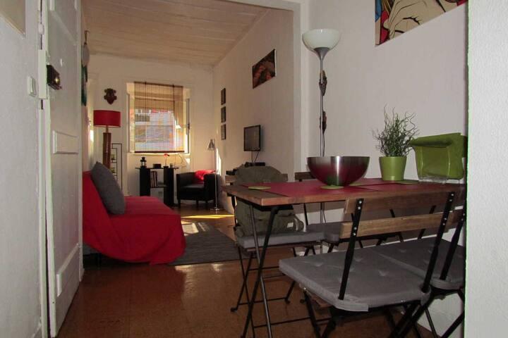 Confortável Apartamento em Lisboa Histórica - Lisboa - Apartament