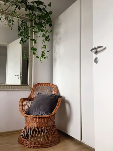 Cozy apartment for plantlovers near city center