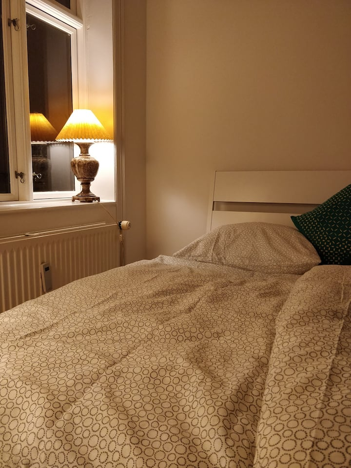 Clean & cozy room in the heart of Nørrebro