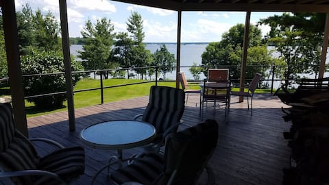 Rainy Lake Retreat