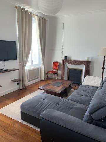 Très belle appartement centre ville vue sur Loire