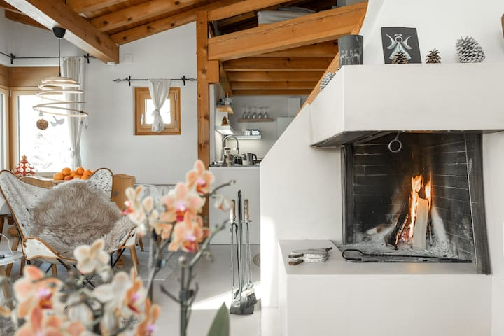 Stylish  2 bedrooms appartment in Flims Laax