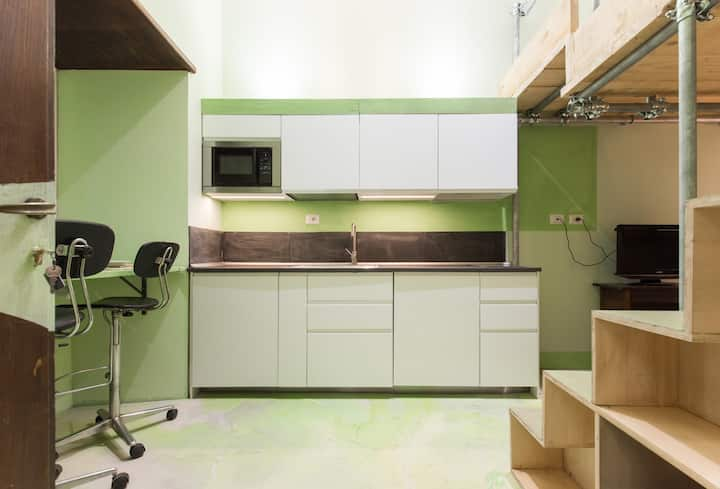 Mini casa 121