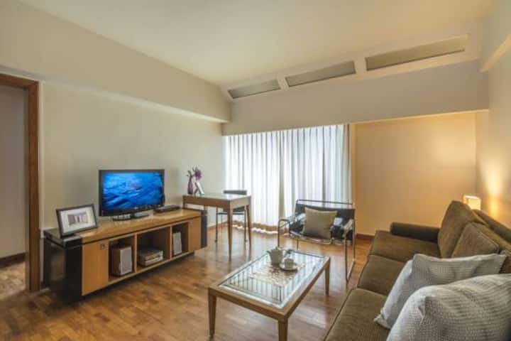 2 bedrooms Deluxe apartment in Orchard!