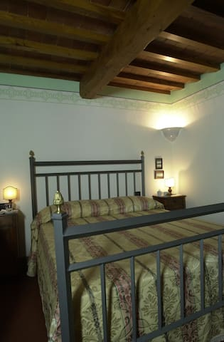 LOCANDA TINTI B&B Double Room 2 - Diacceto