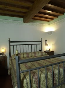 LOCANDA TINTI B&B Double Room 2 - Diacceto - Bed & Breakfast