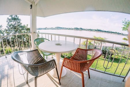 RiverTree House | Exclusive Suite With Balcony